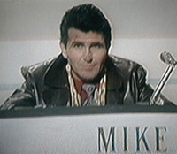 Mike the shorty at the game show