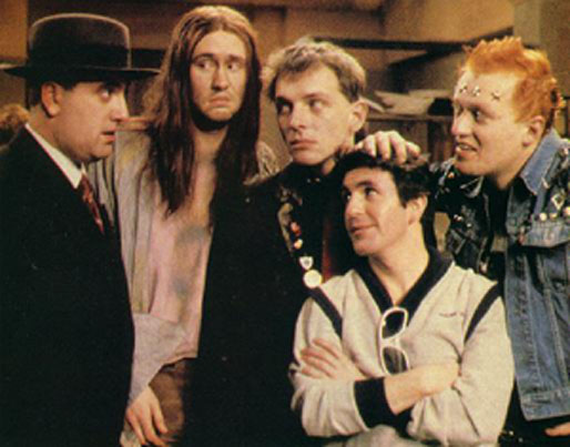 The Making of the Young Ones Television Series